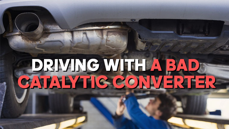 How To Fix A Bad Catalytic Converter