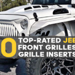 top front grilles and grille inserts
