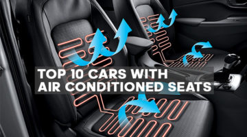 ca with Air Conditioned seats