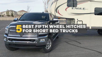 fifth wheel hitches for short bed trucks