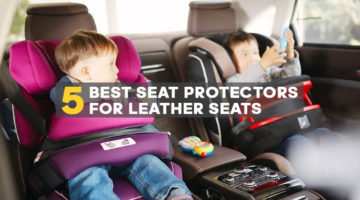 seat protectors for leather seats